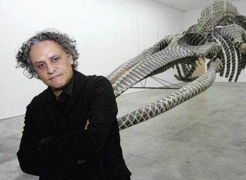 """Gabriel Orozco y su obra """"DarkWave"""""""