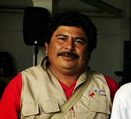 Gregorio Jimenez, imagen tomada de Notisur