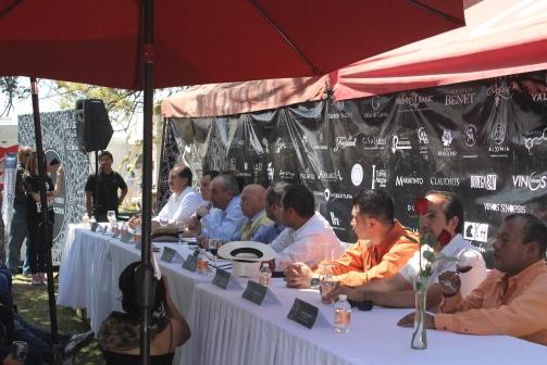Ramón Vélez reafirmó la unidad de la industria vitivinícola mexicana con los productores del Valle de Guadalupe