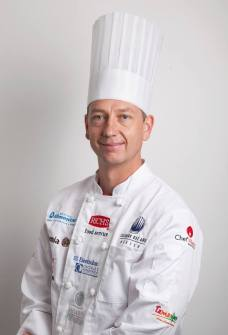 CHEF RYAN STEYN