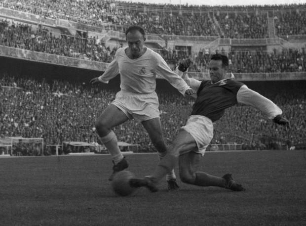 Di-Stéfano-celebra-hoy-el-60-aniversario-de-su-debut-con-el-Real-Madrid