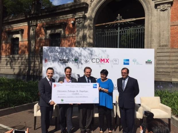 Donativo AMEX Chapultepec2